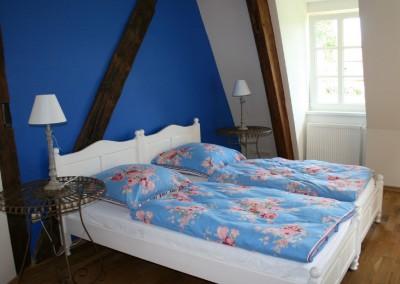 HR Das blaue Schlafzimmer