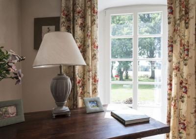 Remise-Lampe-Schreibtisch